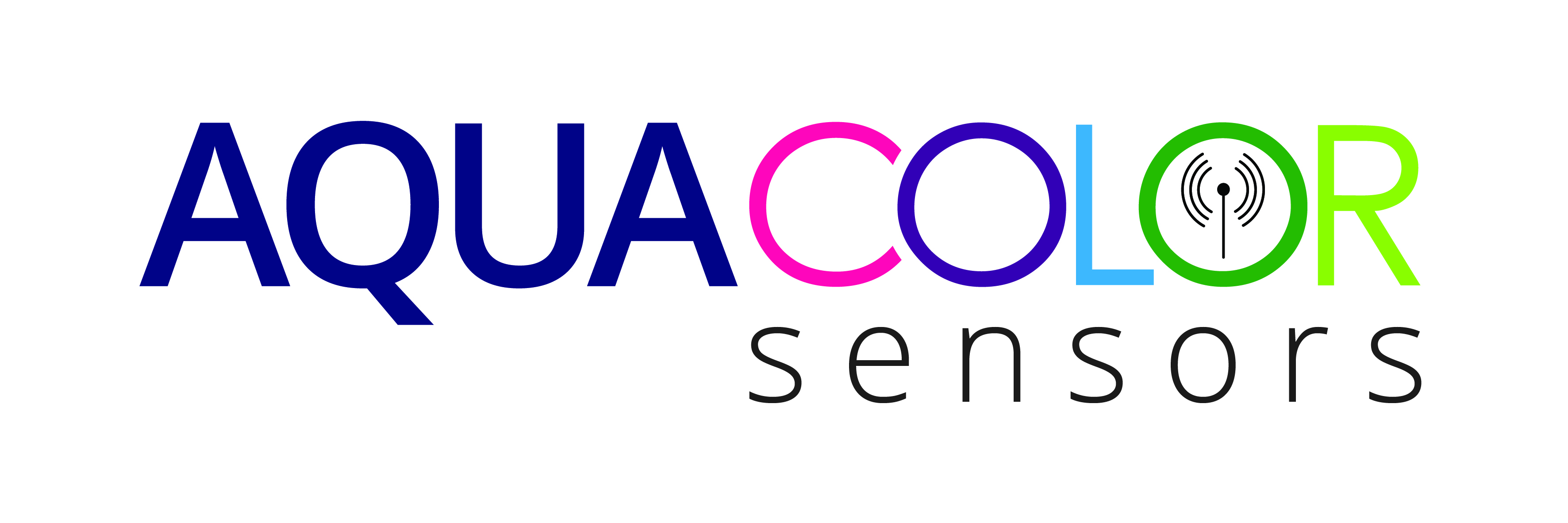 Aquacolor Sensors logo