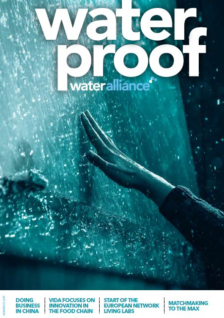 Cover WaterProof Magazine nr 1-2019