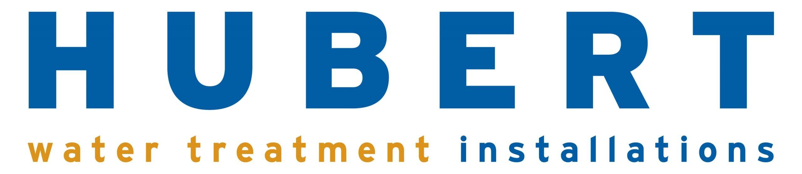 Logo van het bedrijf Hubert.